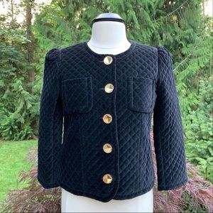 Marc by Marc Jacobs Quilted Jacket Size 10